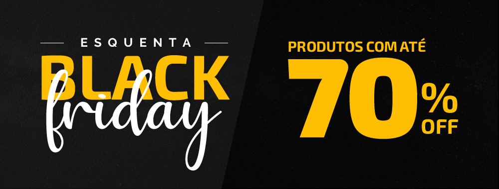 Black Friday antecipada Tivolli Sports!