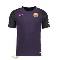 Camisa FC Barcelona II Away Nike 2016 17 Infantil. - Mega Saldão ce202baeaa751