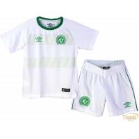 Kit Infantil Chapecoense II Away Umbro 2016. - Mega Saldão 00f153bac6945