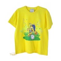 Camiseta Fuleco Copa do Mundo 2014 Infantil. - Mega Saldão 5c7b5edffcc93