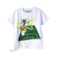 640fa8118 Camiseta Fuleco Copa do Mundo 2014 Infantil. - Mega Saldão