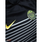 Camisa Nike PSG Paris Saint-Germain Top Squad Infantil Preta e Branca.  Código  819088 014 f7fc757b3e3bc