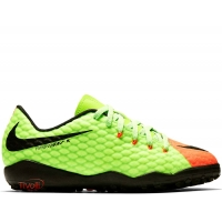 Chuteira Nike JR. HypervenomX Phelon 3 TF Society 5aea301f28013