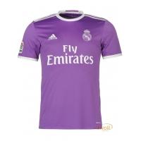 Camisa Real Madrid II Away 2016 17 Adidas. - Mega Saldão 1e1262d448def