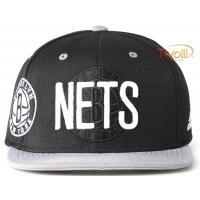 Boné Adidas Brooklyn Nets NBA Snapback 251eb71c035