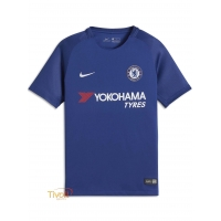 d2c1dee6f1609 Camisa Chelsea 2017 2018 I Home Nike Infantil. - Mega Saldão