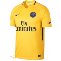 9cfe42b446686 Camisa Paris Saint-Germain PSG 2017 2018 II Away Nike. - Mega Saldão