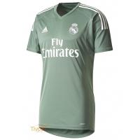 1f2a70d9c97f4 Camisa Real Madrid Goleiro 2017 2018 Adidas