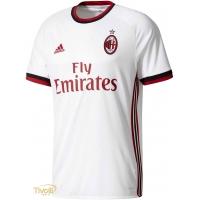 Camisa AC Milan II Away 2017 2018 Adidas 67f0a2d6a75e5