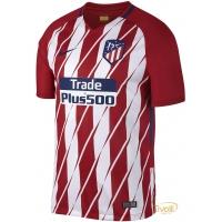 d90de5c993bac Camisa Atlético de Madrid I Home 2017 18 Nike