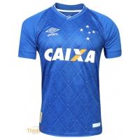 Camisa Cruzeiro I Home 2017 18 Umbro 54a5a6de0a231
