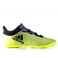 3a70cb0bf87fe Chuteira Adidas X Tango 17.3 IN J Infantil IC Futsal
