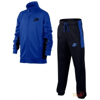 Agasalho Nike Sportswear Track Suit Pac Poly Infantil 22ae1ec85e5ef