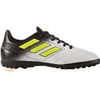 Chuteira Adidas Ace 17.4 J Infantil TF Society f47012a61646f
