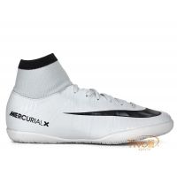 c1302ff513 Chuteira Nike JR. MercurialX Victory VI CR7 DF Dynamic Fit IC Futsal  Infantil