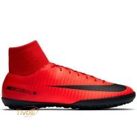 Chuteira Nike MercurialX Victory VI Dynamic Fit DF (TF) Society 91c8cc55f7583