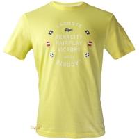 Camiseta Lacoste Fair Play Victory e3b9378821