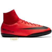 e0c1b370f3 Chuteira Nike JR. MercurialX Victory VI DF IC Futsal Infantil