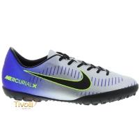Chuteira Nike JR. MercurialX Victory VI Neymar Jr. TF Society Infantil 7e89e47343956