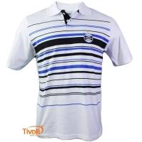 Camisa Polo Grêmio Braziline. Masculina - Mega Saldão 3c3290630effe