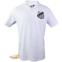 Camisa Polo Santos Retrô 1963 Braziline. Masculina - Mega Saldão ce1772bf0dc4d