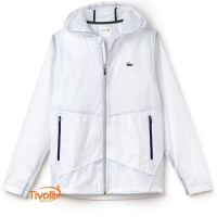 8722dc84cce Jaqueta Lacoste Collection Novak Djokovic. Exclusiva Clay Edition Masculina