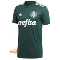 ada8461e2d Camisa Palmeiras I 2018 Adidas Infantil. - Mega Saldão
