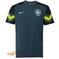 Camisa Nike Brasil CBF Goleiro 2014. Mega Saldão 59df0211b334f