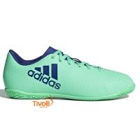 Chuteira Adidas X 17.4 IC Futsal Infantil 6bf9776640f8a