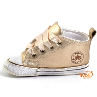 4b8f6aa299 Tênis All Star Converse My First All Star Laces Baby   Meu primeiro ...