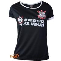 Camisa Corinthians Respeita As Minas a5421b59a02a4