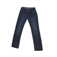 ce73b8004 Calça Jeans Juvenil Calvin Klein. Azul Ref.
