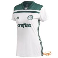 Camisa Palmeiras Adidas II. 2018 Away Feminina - Mega Saldão eebf71ef061bb