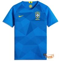 Camisa Brasil Nike II 2018 CBF. Torcedor Infantil f3cf33ab2ef6d