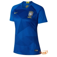 Camisa Brasil Nike II 2018 CBF b4ed34f2df7f6