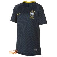 cdb5688b5f Camisa Brasil CBF Squad Pré-Jogo Nike