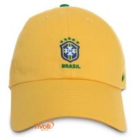 Boné Brasil CBF 2018 Nike. H86 Core cbd50e51fce78