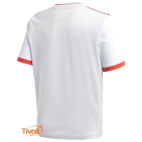 Camisa Espanha 2018 Adidas   II Away Infantil   b5852fd655c3f
