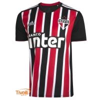 32156931b9 Camisa São Paulo II Away 2018 Adidas