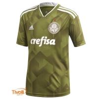 Camisa Palmeiras III 2018 Adidas. Infantil - Mega Saldão cb081662b0150