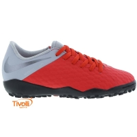 Chuteira Nike HyperVenomX 3 Academy. TF Society Infantil 0e33d35744aed