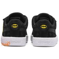 c4619eca860 Tênis Puma Suede Justice League Batman infantil Suede AOP V tam. 19 ao 25