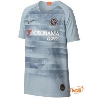 Camisa Chelsea Nike. III Third 2018 19 Infantil 969c102a026f6