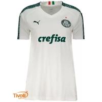 Camisa Palmeiras Puma II 2019. Feminina 6236938439975