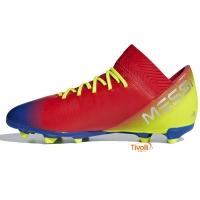 08ec38085fa1b Chuteira Adidas Infantil Messi Nemeziz 18.3 > FG Campo >