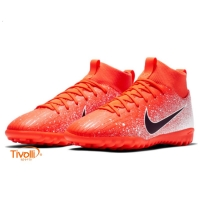 b95502d66d1ef Chuteira Nike Mercurial Superfly 6 Society Infantil Academy GS TF CR7 -  Mbappé. Código: AH7344 801
