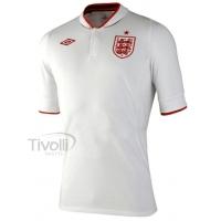 Mega Saldão - Camisa Inglaterra I Eurocopa 2012 edafaf03c8b56