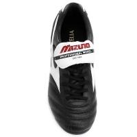 Chuteira Mizuno   Morelia Elite MD Futebol de Campo Preta   18907feefdf13