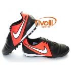 Black Friday - Chuteira Society Nike CTR360 Enganche III TF Preto Laranja -  Ref  525168-016 fcfda1b7906ec