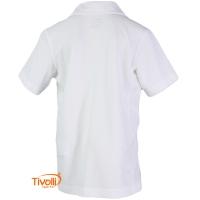 Camisa Polo Nike Border   Tennis Infantil   65a0574db062f